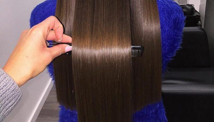 Маска, которая сделает ваши волосы шелковистыми