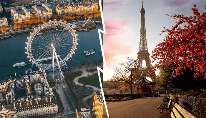 Топ-9 самых романтических мест на земле