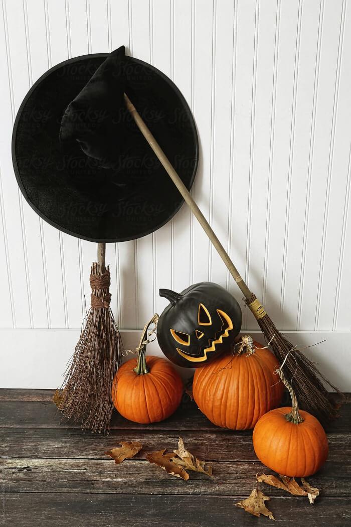 Хэллоуин 2020 потрясающие идеи декора для дома