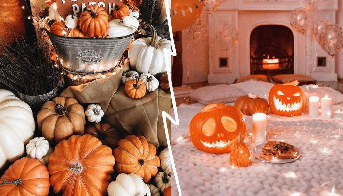 Хэллоуин 62 потрясающих идеи декора для дома