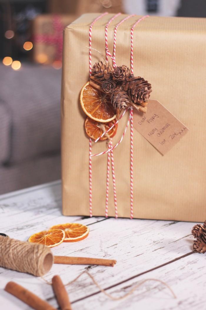 идеи упаковки подарков на Новый Год