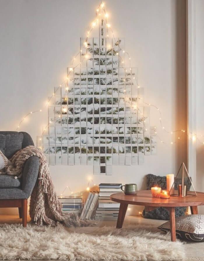 Новогодняя ёлка: 32 самых оригинальных идеи