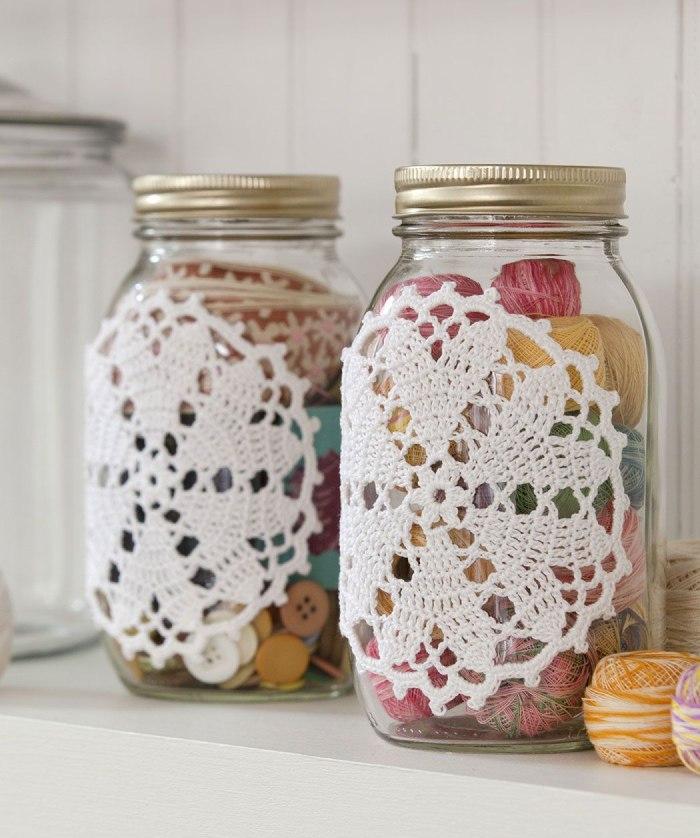52 идеи вязаного декора для вашего дома