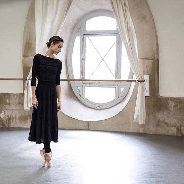 балет, балетная тренировка