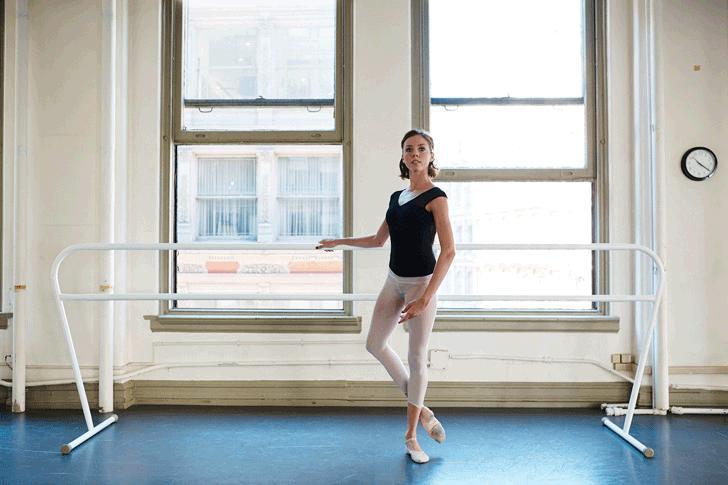 балетные движения