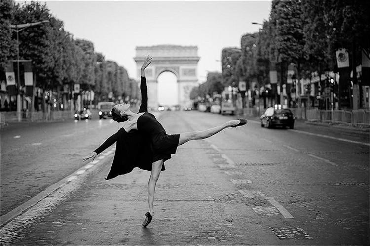 7 фотопроектов мира, посвященных балету (и их instagram)