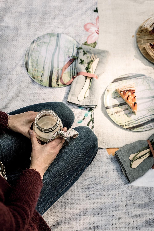 7 идей для осеннего городского пикника