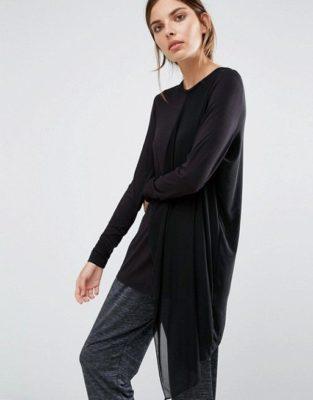 """All Black: шикарные """"черные"""" образы от топовых fashion-блогеров"""
