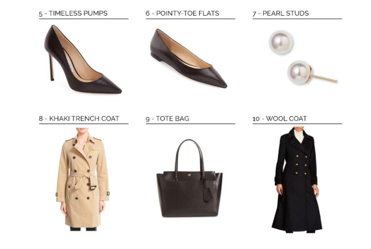 Back to office: как собрать капсульный деловой гардероб