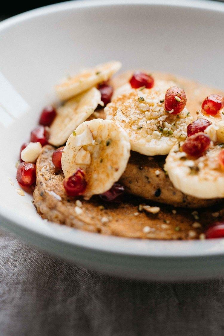 блинчики 6 зерен, блины, полезные завтраки, рецепты для завтрака