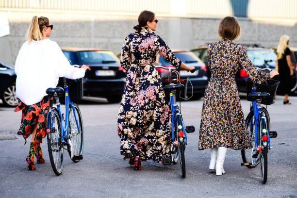 Copenhagen SS 2018: скандинавский street style