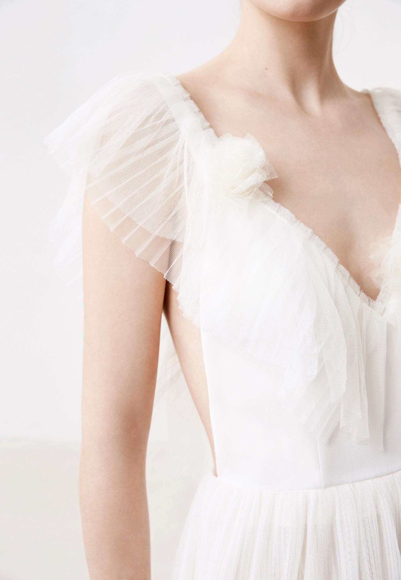 Delphine Manivet: парижский взгляд на свадебные и вечерние платья