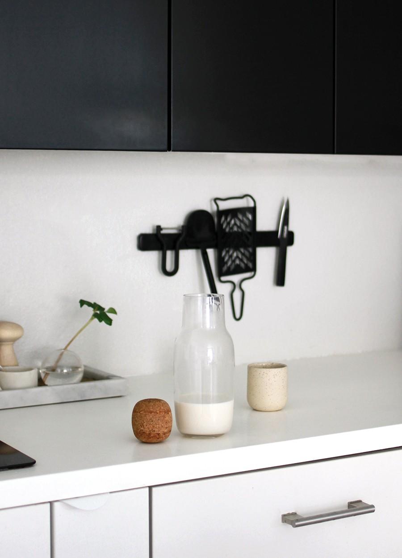 Домашнее миндальное молоко, простой рецепт.