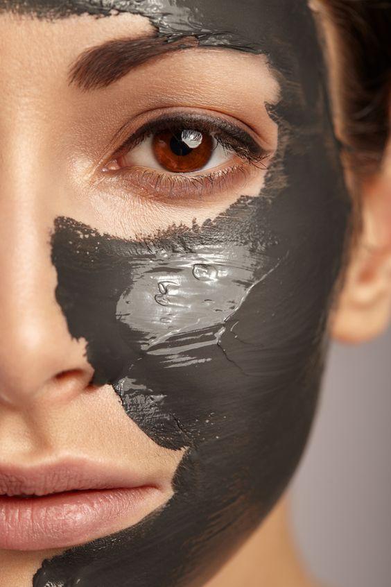 маска из глины, домашняя косметика, рецепты домашних масок