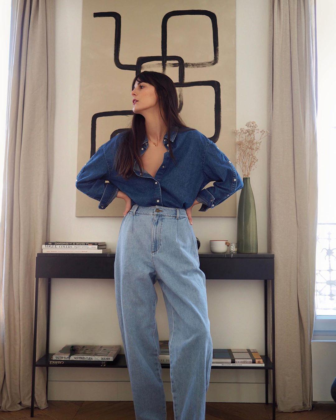 Джинсы 2020: 8 главных джинсовых трендов