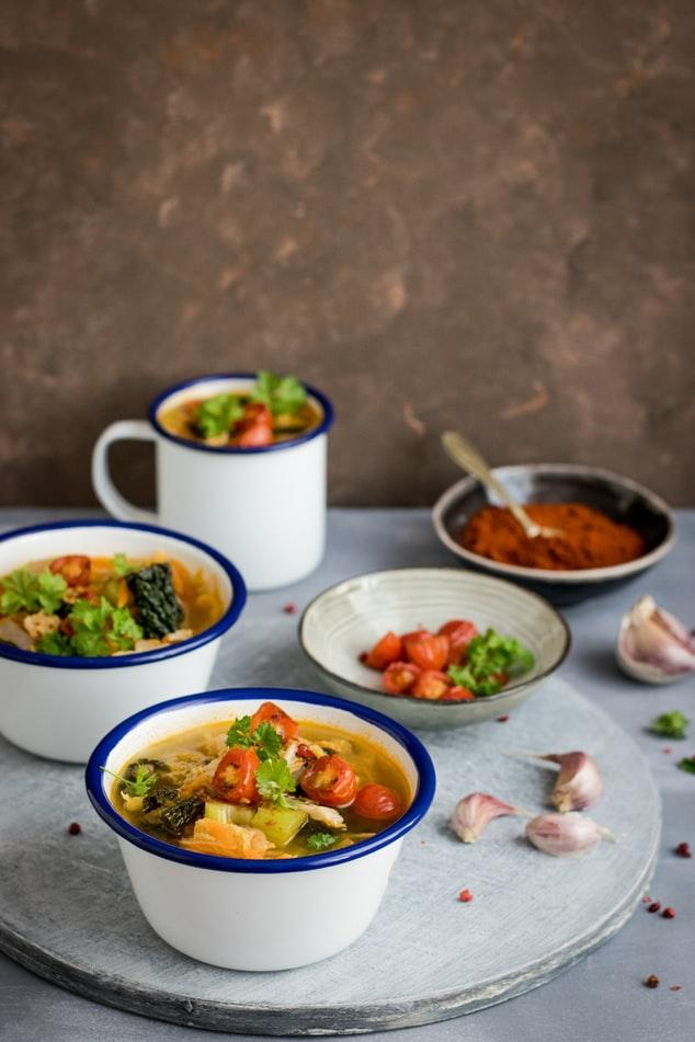 Еда anti-age: как готовить для молодости и красоты