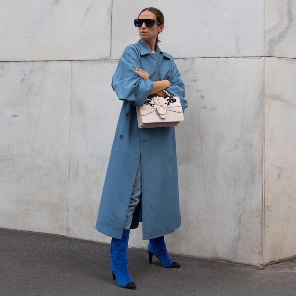 Erika Boldrin: 100% миланский стиль