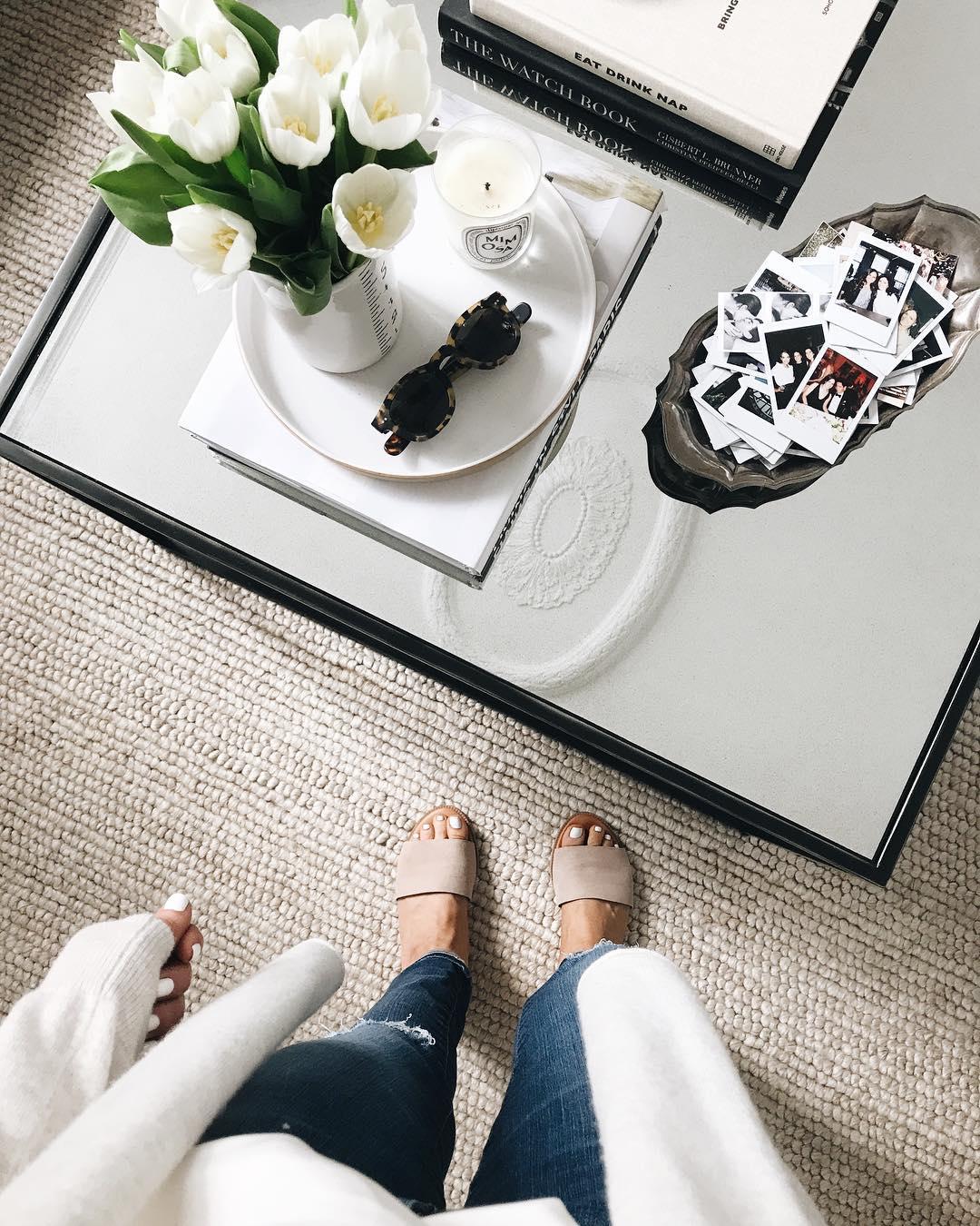 Эстетика небольших объектов: 5 идей для декора кофейного столика