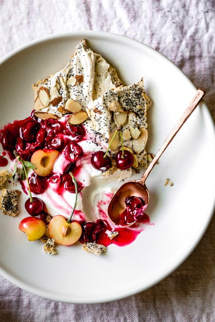Eton Mess – самый беспорядочный десерт в мире