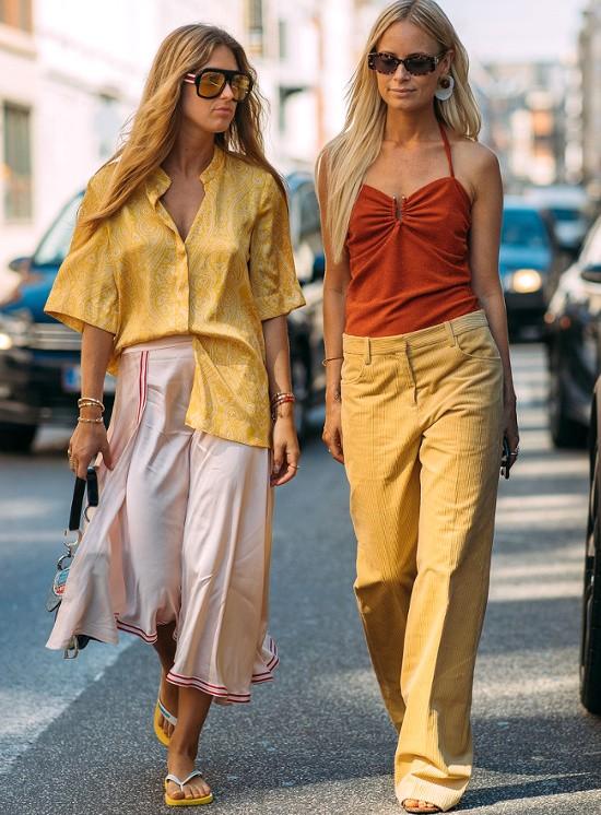 Fashion inspiration: тренды осень-2018 из Осло и Стокгольма