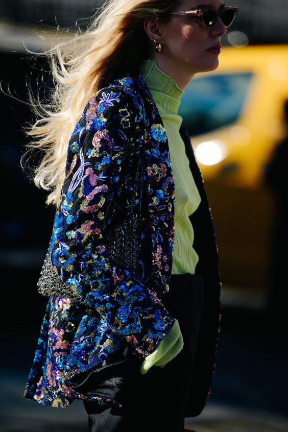 Главные тренды весны 2019 по версии Нью-Йорка: street style с NYFW AF-2019