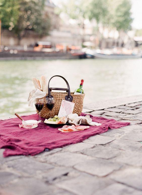 парижский пикник