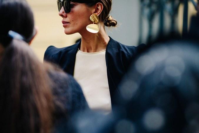 Haute Couture 2017: тренды будущих сезонов в стрит-стайле с недель высокой моды