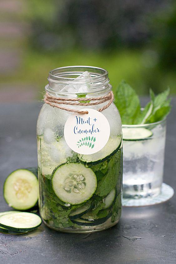 Herbal water: вода на травах для свежего лета