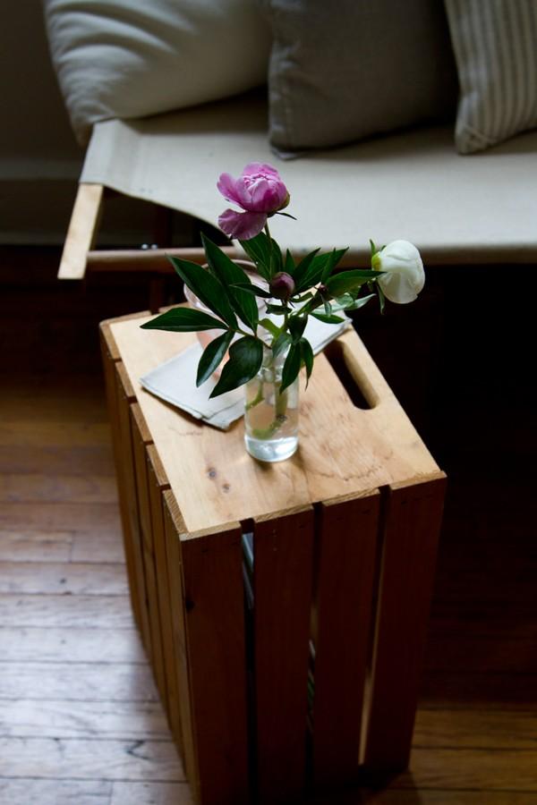 Идеи для маленьких квартир: Erin Boyle и 32 кв. метра в Нью-Йорке