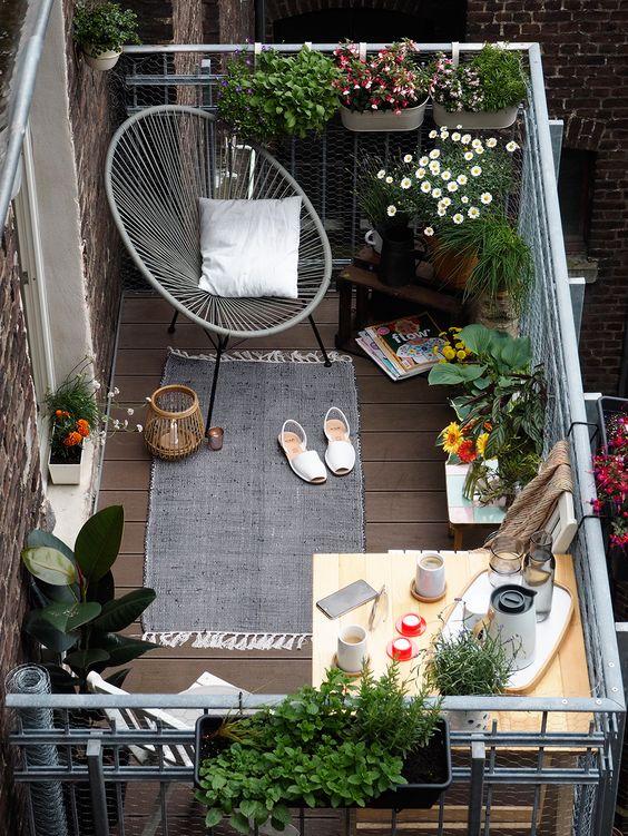 Как обустроить балкон - голландские уроки