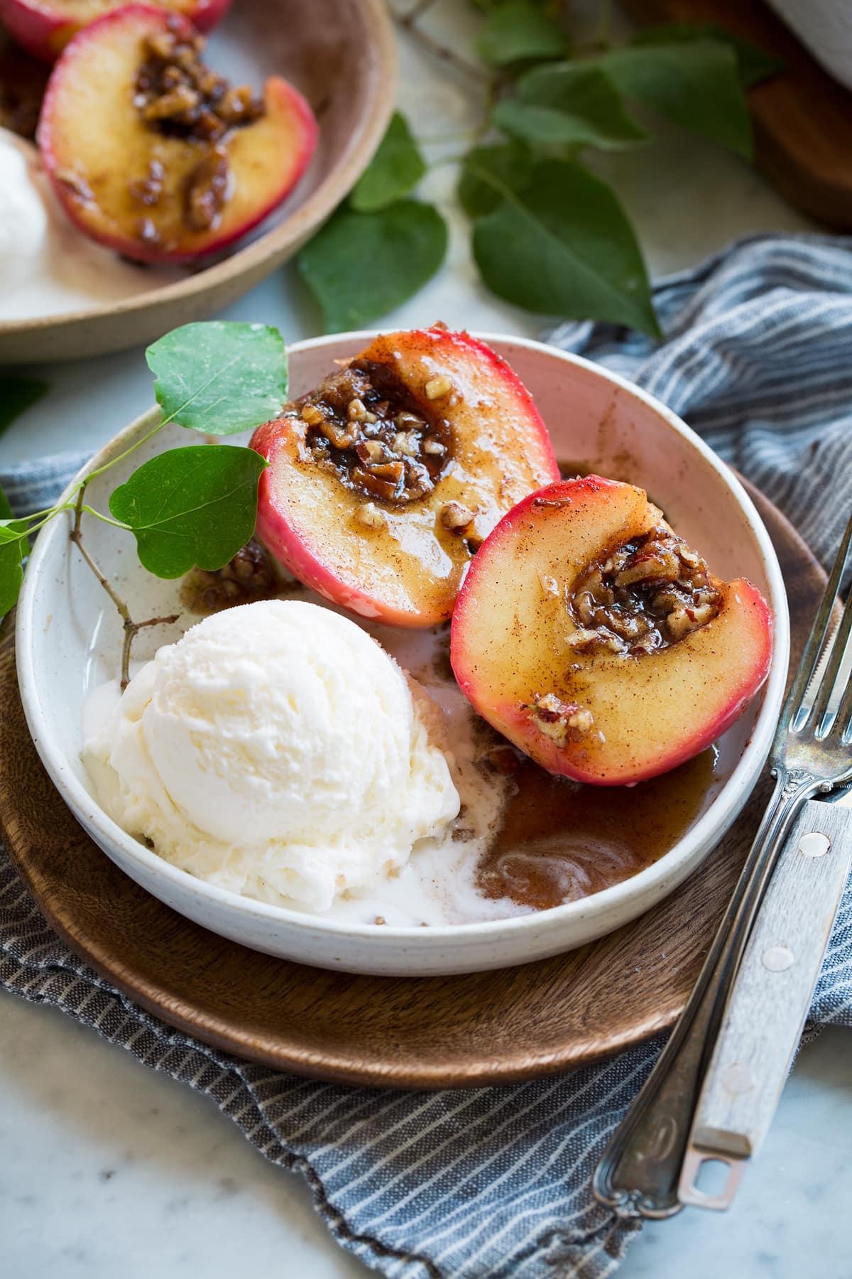 Как запекать яблоки: классический французский рецепт