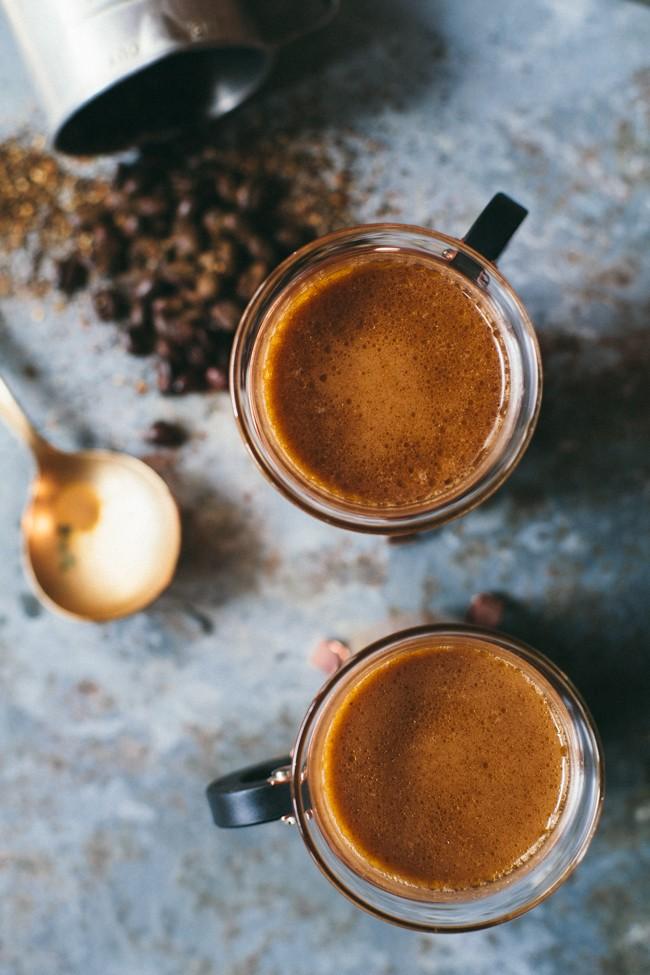 chai latte, чай-латте
