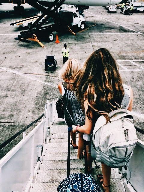 Красота на высоте: как ухаживать за собой во время перелета