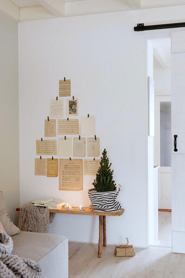 Креативные елки: 25 декораторских идей