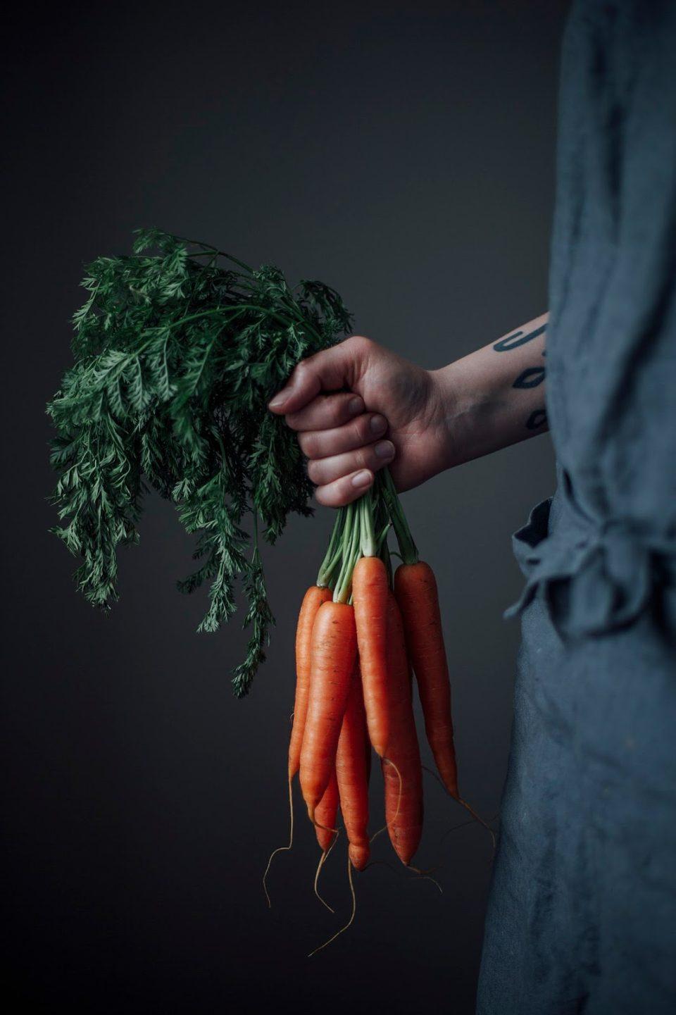 Вегетарианское питание.