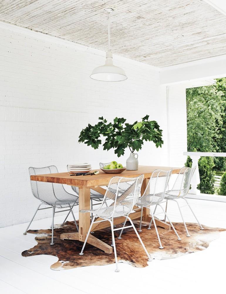 Lean Ford и ее дом: как дать новую жизнь старым вещам