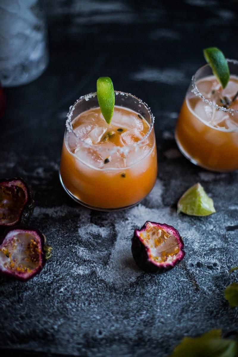 Летняя маргарита: коктейль для уютной компании