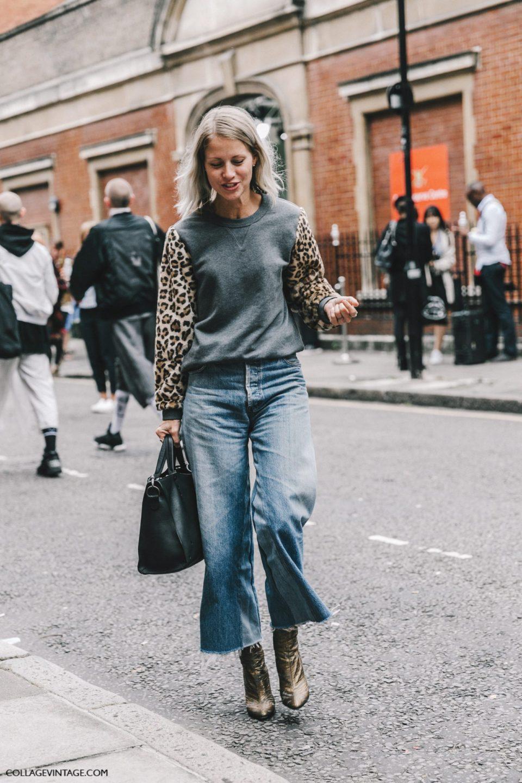 cropped jeans, обрезанные джинсы