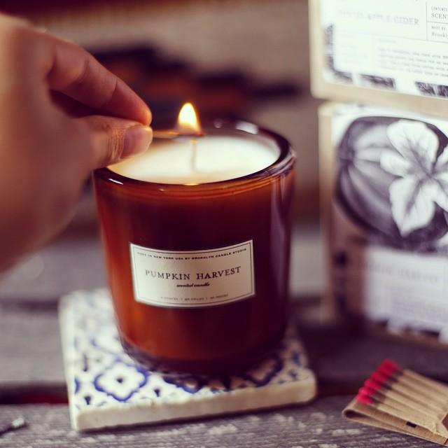 ароматическая свеча