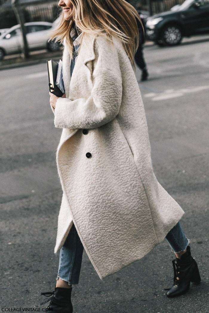 Лучший street style c прошедшей парижской Couture Fashion Week