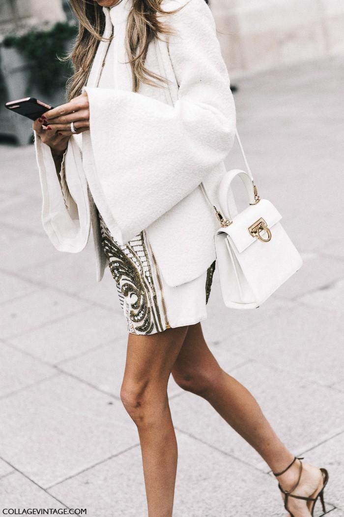 расклешенные рукава, statement sleeves, parisian chic, парижский базовый гардероб