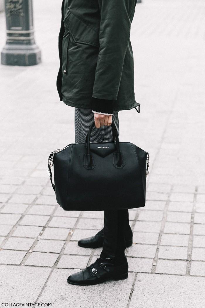Сумка Givenchy, parisian chic, парижский базовый гардероба