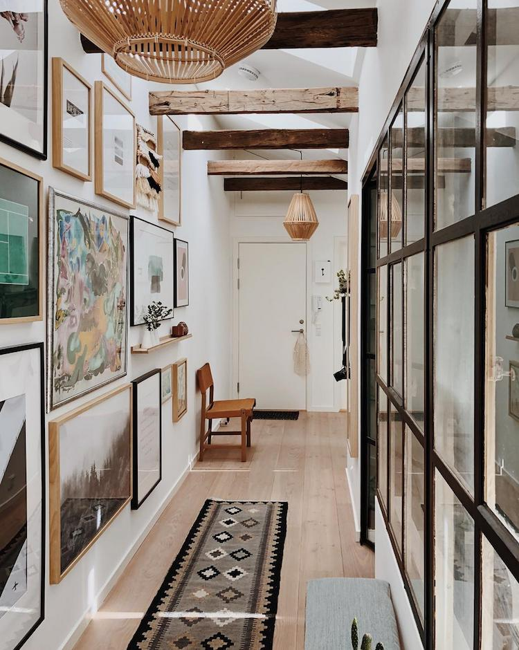 Маленькая, но стильная: 14 идей для небольших квартир от датского дизайнера