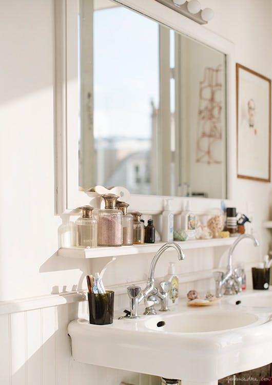 Маленький СПА-оазис: идеи декора для небольших ванных комнат