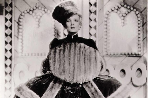 Марлен Дитрих. Императрица.