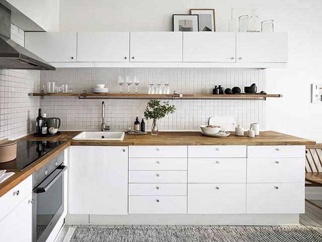 Винтаж в интерьере: кухня