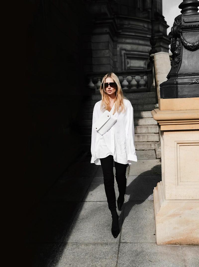 Минималистичный гардероб 2019 от Mija Flatau