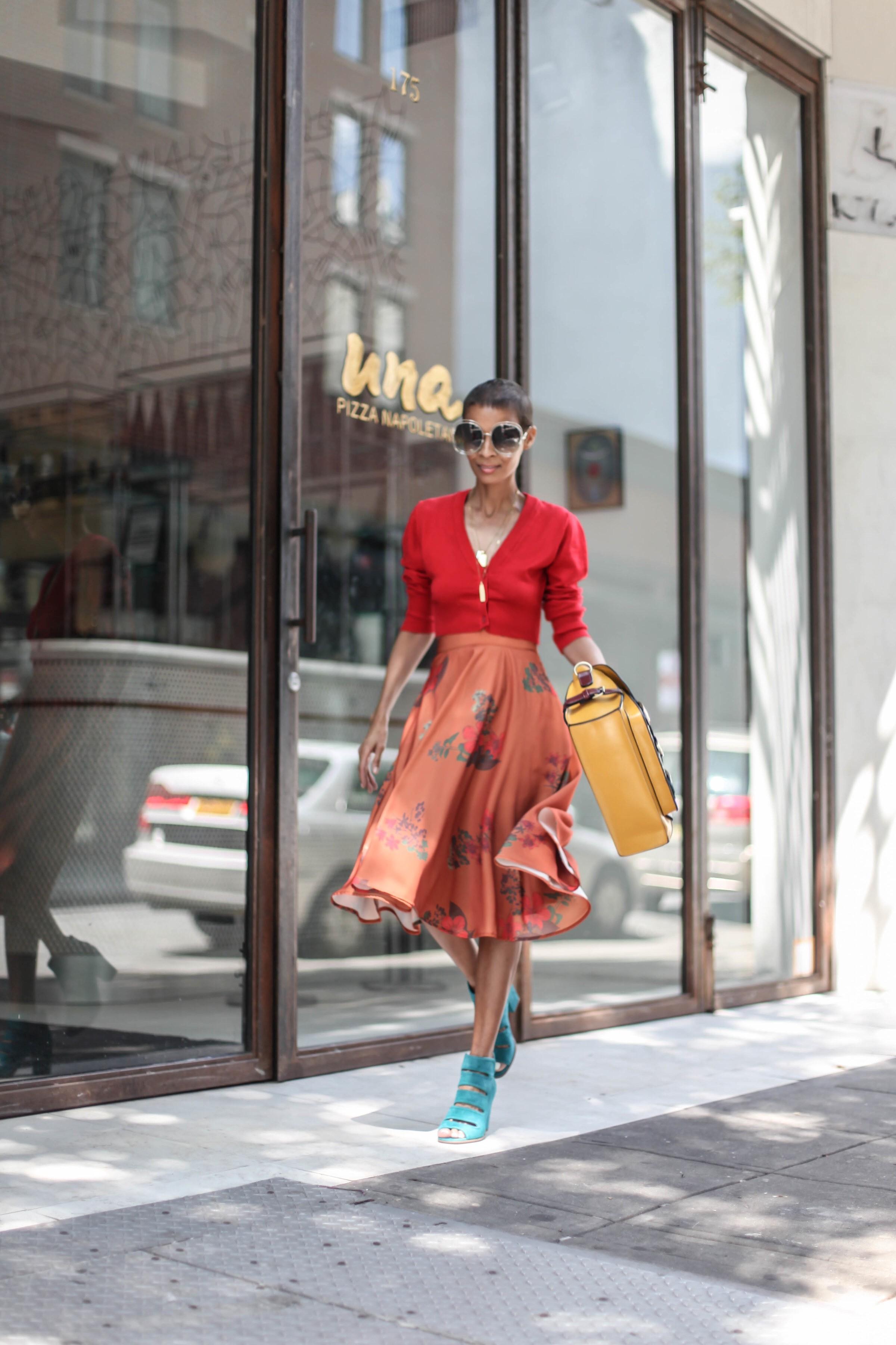 Мода и мужество: блогер с тяжелым диагнозом о том, почему нельзя бросать любимое дело