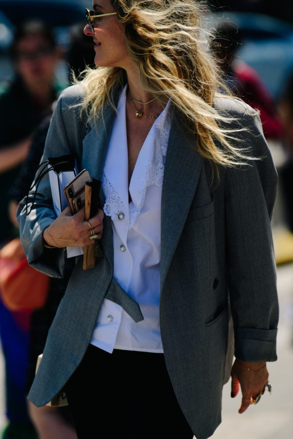 Неделя высокой моды: лучший стрит-стайл из летнего Парижа