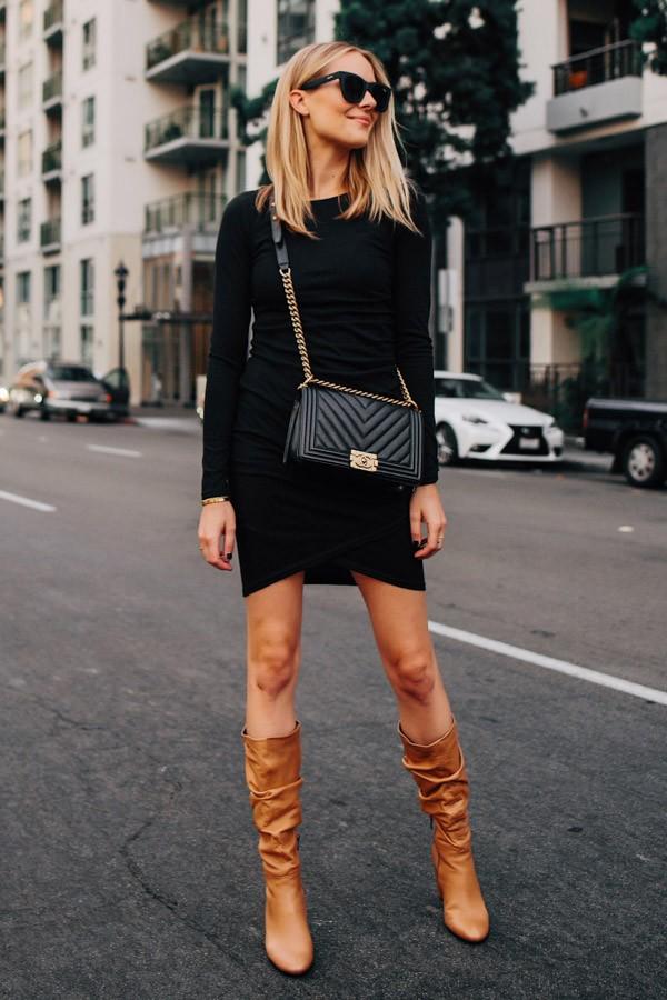 """Less is more"": блогер-минималист Amy Jackson и ее ""городской гардероб"""